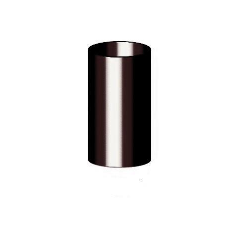 Gamrat 90 Труба 4 м, коричневий