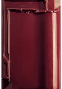Creaton Futura черепиця рядова винно-червона глазур