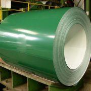 Плоский лист поліестер 0,45 мм U.S.Steel (Словаччина)