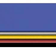 Плоский лист матполіестер 0,5 мм SSAB