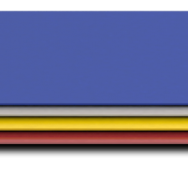 Плоский лист поліестер <br/>0,45 мм U.S.Steel (Словаччина)