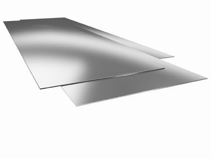 Плоский лист оцинкований 0,5 мм U.S.Steel (Словаччина)