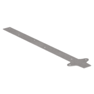 Rainway Подовжувач кронштейна желоба оцинкована сталь