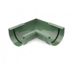 Bryza 125 Кут ринви внутрішній 90 гр., зелений
