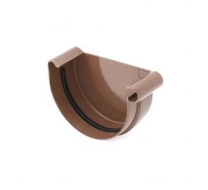 Bryza 150 Заглушка ринви права, коричнева