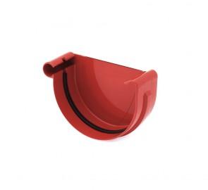 Bryza 125 Заглушка ринви ліва, червона