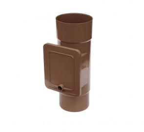 Bryza 110 Люк для чищення 110 мм, коричневий