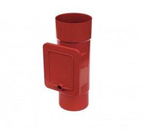 Bryza 110 Люк для чищення 110 мм, червоний