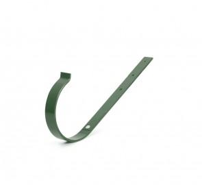 Bryza 75 Тримач ринви метал прямий, зелений