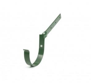 Bryza 75 Тримач ринви метал боковий, зелений