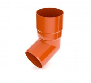 Bryza 63 Коліно труби, цеглясте