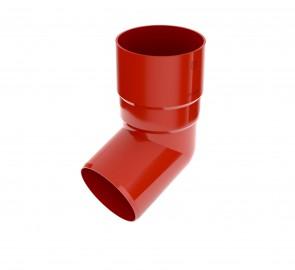 Bryza 110 Коліно труби, червоне