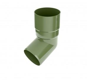 Bryza 90 Коліно труби, зелене
