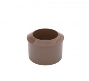 Bryza 90 Перехідник 110/90, коричневий