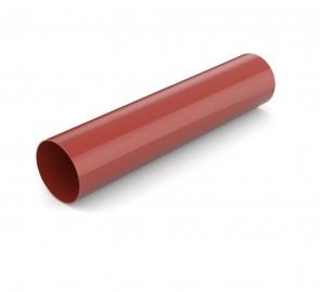 Bryza 110 Труба 3 м, червона