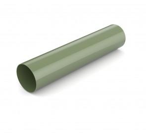 Bryza 90 Труба 3 м, зелена