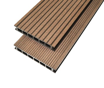 Gamrat Терасна дошка 25 х 160 х 4000 мм темно-коричнева