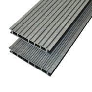Gamrat Террасная доска <br/>25 х 160 х 3000 мм графит