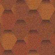 Aquaizol Бітумна черепиця Мозаїка теплий віск