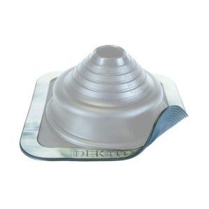 Dektite Premium діаметр труби 0-35 мм основа 100 х 100 мм cірий