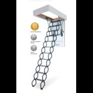 LiteStep (FAKRO) Ножничная лестница на чердак OST-B 70 х 120 см