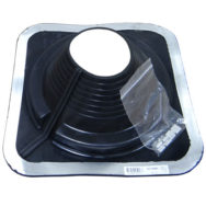 Dektite Combo діаметр труби 108-190 мм основа 365 х 365 мм чорний ЄПДМ