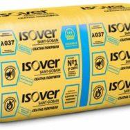Isover Скатна Покрівля 100 мм
