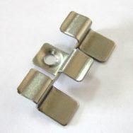 Кліпса металева HOLZDORF 40 х 25 мм (Н = 5-6)