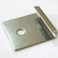 Кліпса металева стартова HOLZDORF 32 х 30 мм (Н = 5-6)