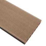 Терасна дошка HOLZDORF Brush шовна 162х24х2400 мм (Г) графіт